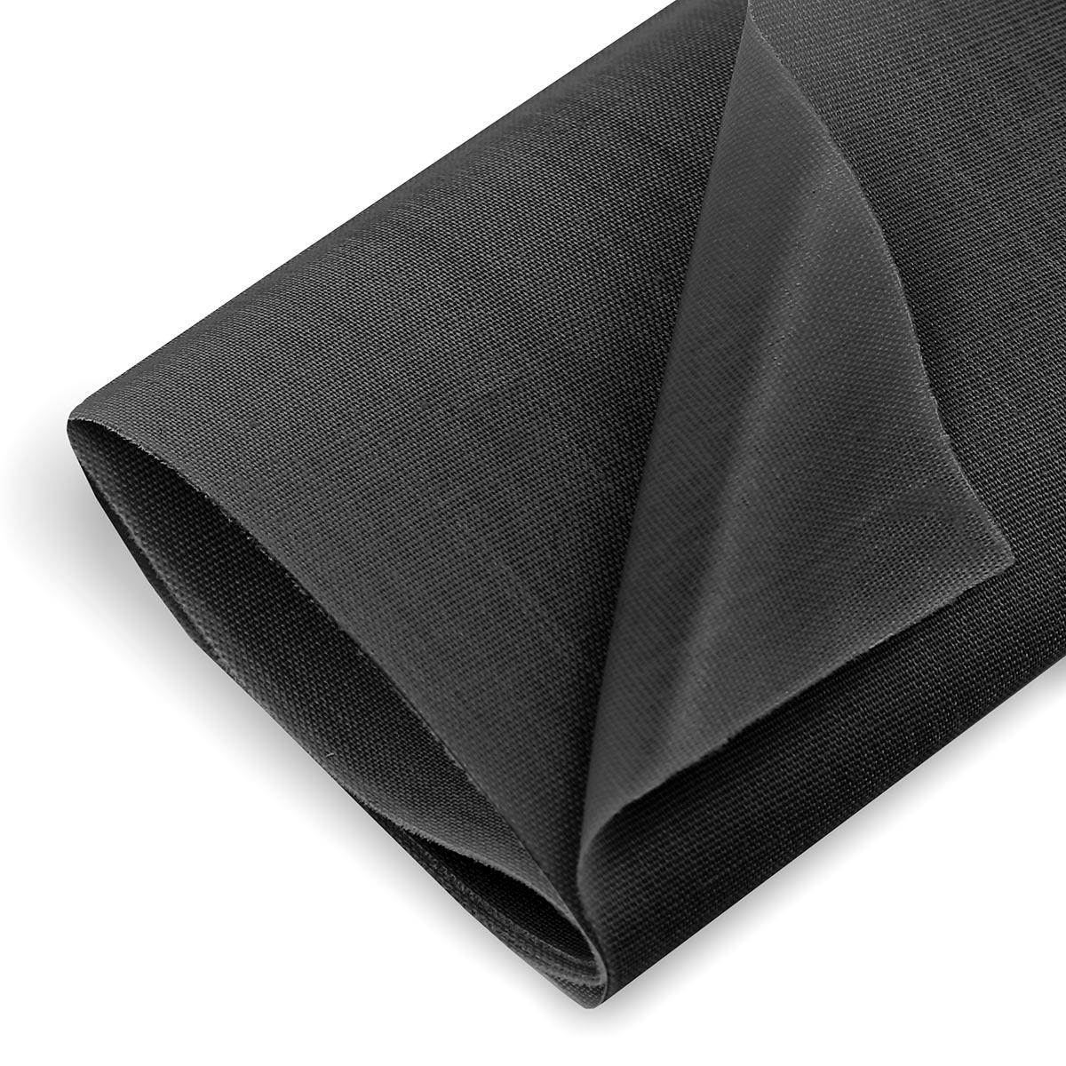 Tissu thermocollant noir zoom - Prima Mercerie