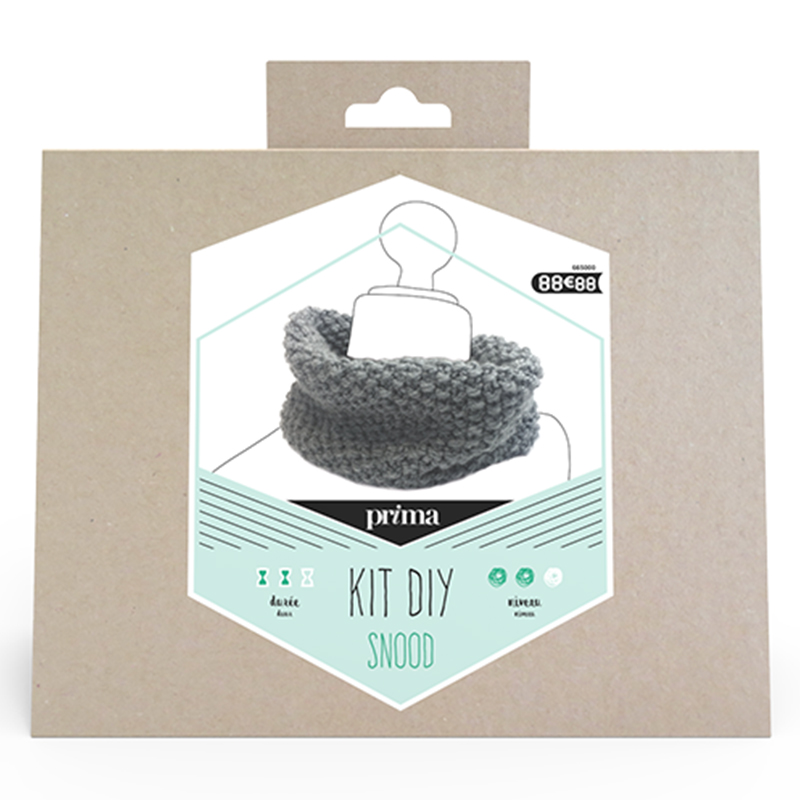 Kit snood - Prima Mercerie