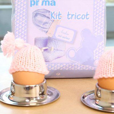 Petits bonnets d'œufs de Pâques