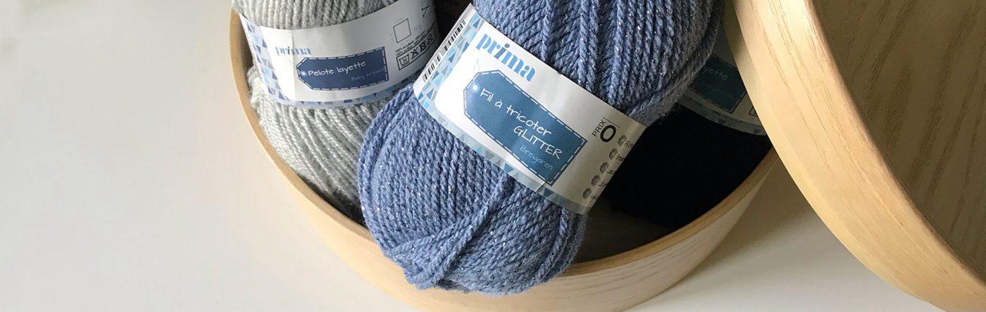 Le tricot et ses accessoires - Prima Mercerie