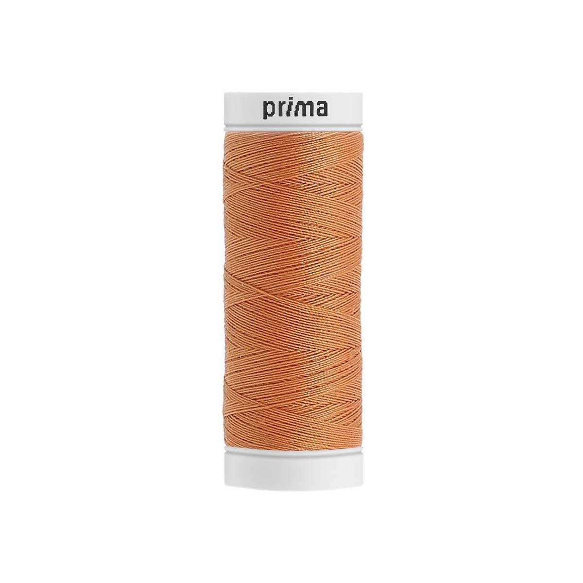 Fil à coudre polyester vanille 200m - Prima Mercerie