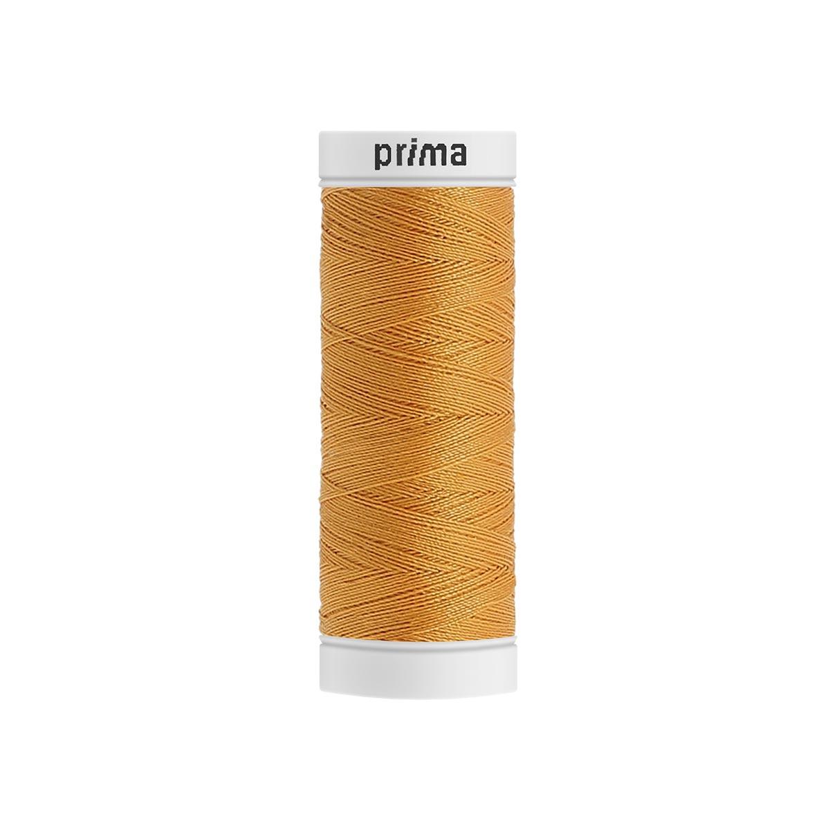 Fil à coudre polyester mandarine 200m - Prima Mercerie