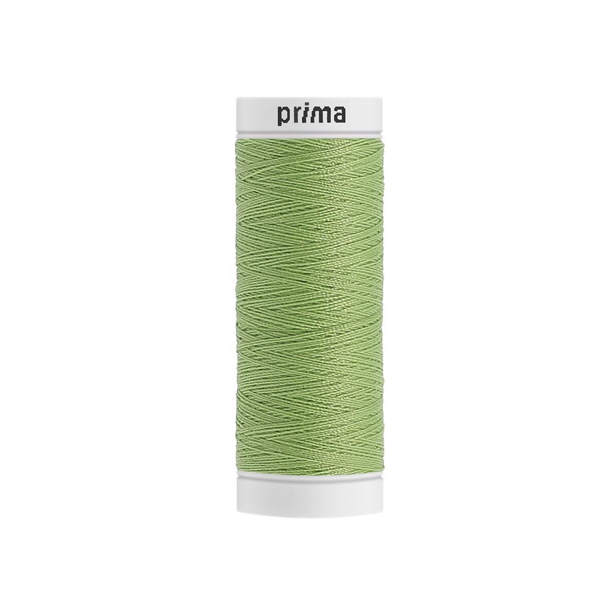 Fil à coudre polyester 200m vert moyen - Prima Mercerie