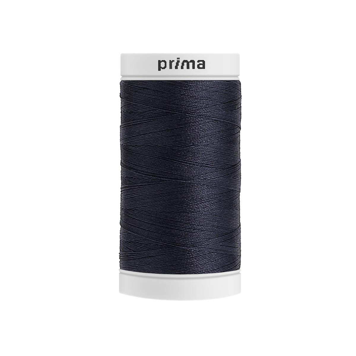 Fil à coudre polyester marine 500m - Prima Mercerie