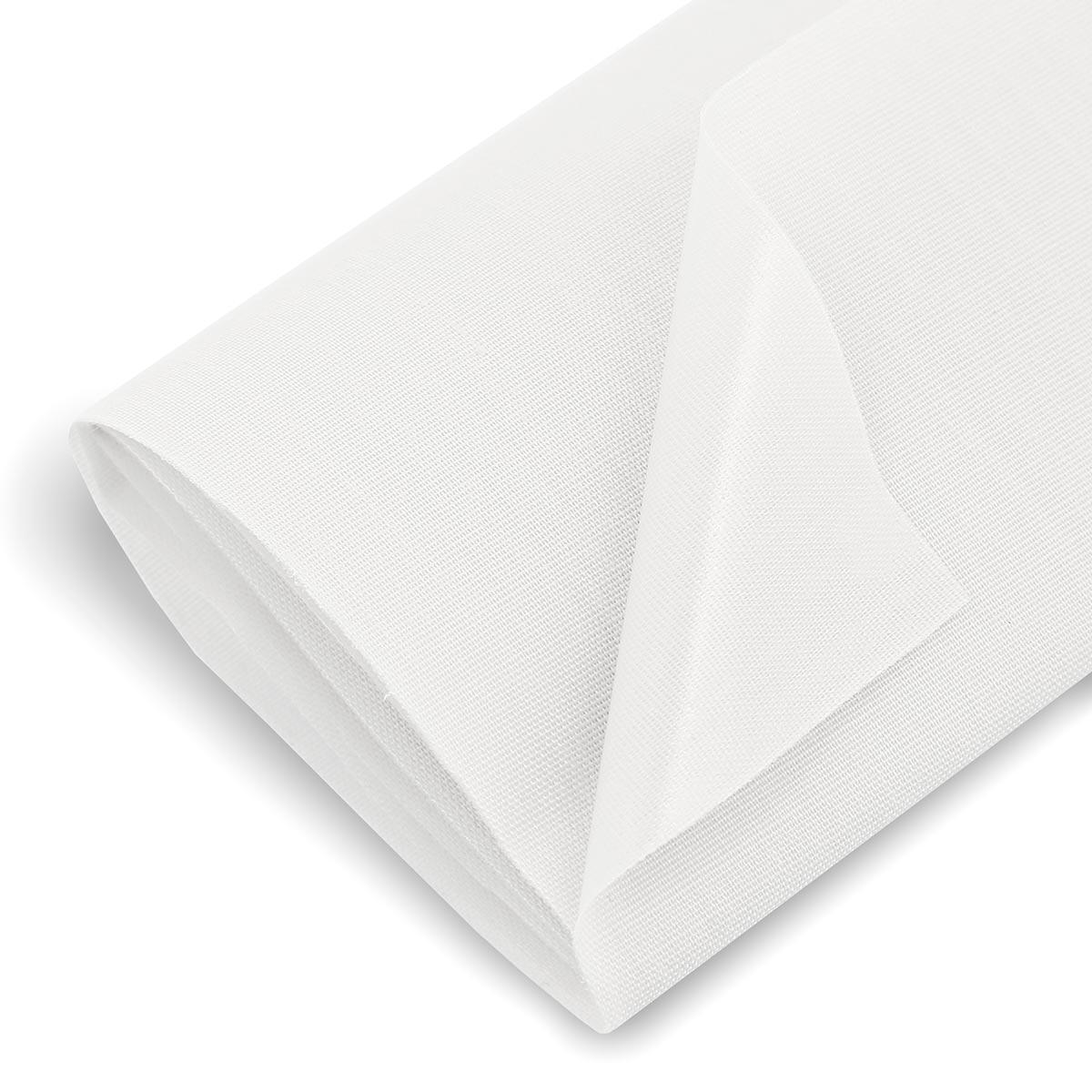 Tissu thermocollant blanc zoom - Prima Mercerie