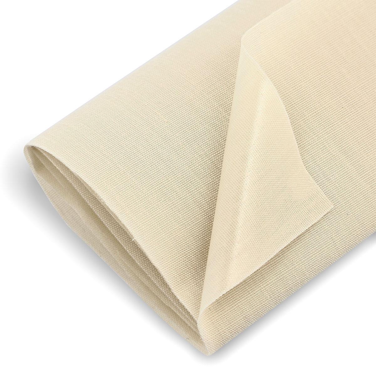 Tissu thermocollant écru zoom - Prima Mercerie
