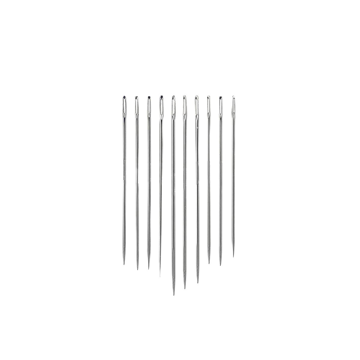 Aiguilles à broder x15 sans pack - Prima Mercerie