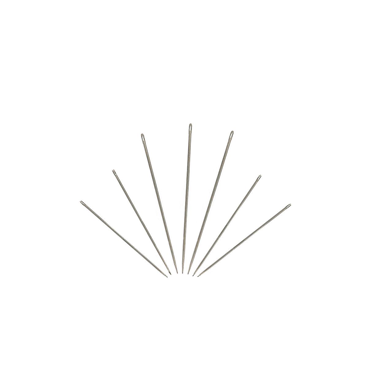 Aiguille 1/2 longues x15 sans pack - Prima Mercerie